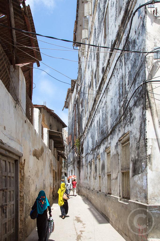 Street in Stonetown