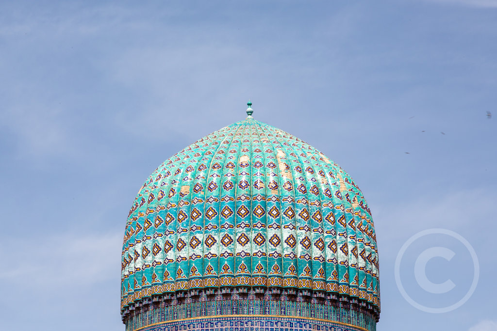 Samarkand and so much more